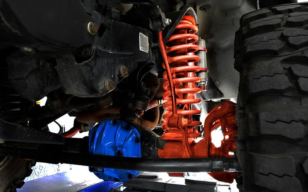 Las llantas Run Flat no se pueden instalar en las suspensiones tradicionales porque no están preparadas para recibir ese peso